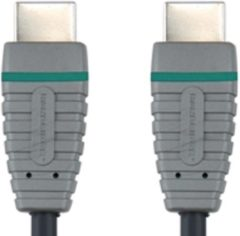 Zwarte Bandridge 2m HDMI Cable
