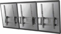 Zwarte Newstar NS-WMB300PBLACK Menu board wall mount [1x 50kg, 40 - 52 inch, 200x200/ 400x600 mm, Black]