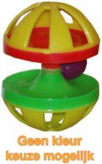 Merkloos / Sans marque Plastic Knaagdierspeelgoed Met Bel