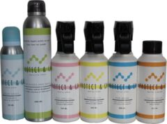 Protect & Go TEXTIEL & SCHOENEN SPRAY PAKKET - GET THEM ALL