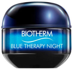 Biotherm Biotherm Blue Therapy Night nachtcrème - anti-rimpel crème