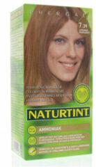 Naturtint Permanente Haarkleuring 7.34 Levendig Hazelnoot