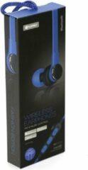 Platinet PM1061BL hoofdtelefoon/headset In-ear Blauw