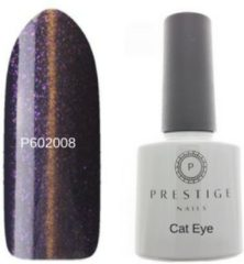 Paarse Prestige nails Prestige Cat Eye Gel Polish Violetta