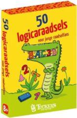 Tucker's Fun Factory 50 logicaraadsels voor jonge raadselfans