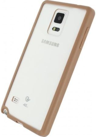 Afbeelding van Gouden Rock Enchanting Cover Samsung Galaxy Note 4 Gold