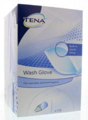 Transparante TENA Wash Glove With Plastic Lining