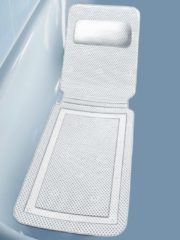 WENKO Wanneneinlage Komfort, 125 x 36 cm