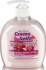 Regina Handzeep met pompje Beauty Flower