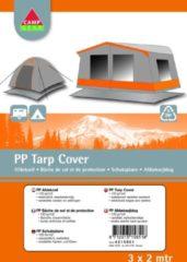 Camp-Gear - Afdekzeil - 3 x 2 Meter - Grijs