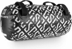 Zwarte Capital_sports CAPITAL SPORTS Hydropow Power Bag Aqua Bag - maat - robuuste, waterdichte ommanteling uit vinyl (PVC) - luchtpomp