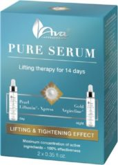 AVA Cosmetics - Pure Serum Lifting Treatment 2x10ml.