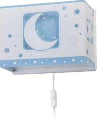Dalber Wandlamp Maan Blauw 31 Cm