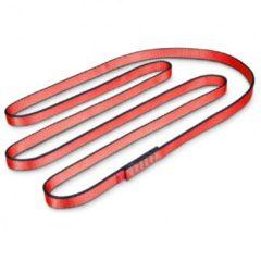 Rode Ocun - O-Sling PAD 16 mm - Bergvrienden-editie maat 80 cm rood/grijs/wit