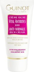 Guinot Creme - Riche Vital Antirides 888 - Anti Wrinkle Rich Night Cream 888