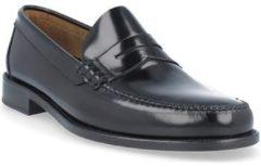 Zwarte Mocassins Calzados Vesga Gil´s Classic 600051-0100 Zapatos Castellanos de Hombres