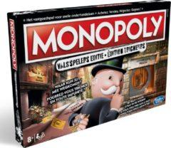 Hasbro Monopoly Valsspelers Editie Belgische Variant- Bordspel