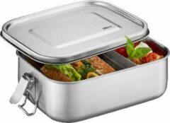 Zilveren Lunch box ENDURE -Klein - Gefu