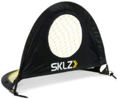 Zwarte SKLZ Precision Pop Up Goal - Verstelbaar - 91 x 61 cm