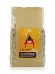 Via Organica Bio Scharrelgraan | biologisch kippenvoer 4 x 4kg | gemengd graan