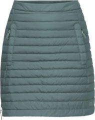 Jack Wolfskin - Women's Iceguard Skirt - Synthetische rok maat XL, grijs/turkoois