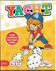 Identity Games Yacht ! Dobbelen voor het hele gezin. speelduur 30 min. vanaf 8 jaar/ 2 of meer spelers