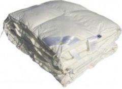 Witte ISleep Heavenly 4-Seizoenen Dekbed - Kunstdons - Eenpersoons - 140x220 cm - Wit