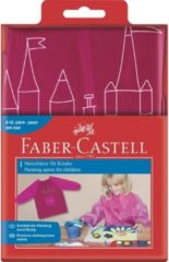 Faber Castell Verfschort Faber-Castell rood/oranje