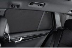 Zwarte Car Shades Carshades Fiat Croma 5-deurs 2005- autozonwering