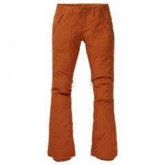 Burton - Women's Vida Pant - Skibroek maat XS, rood/bruin