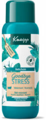 6x Kneipp Badschuim Goodbye Stress 400 ml