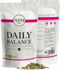 Teatox Vegan Thee Daily Balance Tea Lemongrass (Navulling - 50 gram)
