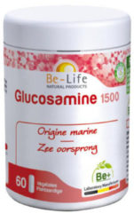 Be-Life Glucosamine 1500 bio 60 Vegacaps
