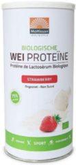 Mattisson HealthStyle Wei Proteine Aardbei Biologisch