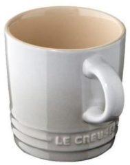 Grijze LE CREUSET - Aardewerk - Beker 0,35L Mist Grey