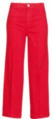 Rode Bootcut Jeans Tommy Hilfiger BELL BOTTOM HW CCLR