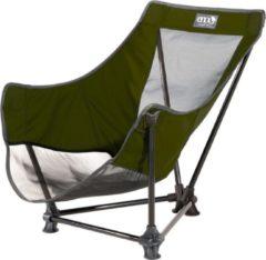Eno Campingstoel Lounger Sl 76 X 57 Cm Nylon/aluminium Groen/grijs