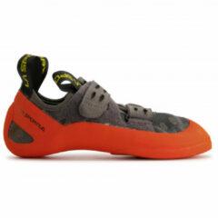 La Sportiva - GeckoGym - Klimschoenen maat 34,5, zwart/rood/grijs