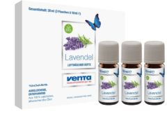 Venta Bio Lavendel Geurolie voor Venta Airwasher 3x10 ml