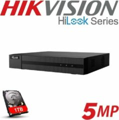 Hikvision CCTV HD 4K 5MP Night Vision Outdoor DVR Home Security System Kit (White) (1 TB (1000GB)