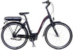 28 Zoll Damen Elektro Fahrrad 8 Gang Popal E-Volution E-VO9.0 Popal schwarz