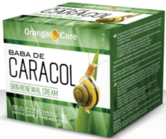 Orange Planet Orange Care - Baba de Caracol Slakkencrème - 50 ml - Dagcrème met slakkenslijm - Anti-aging