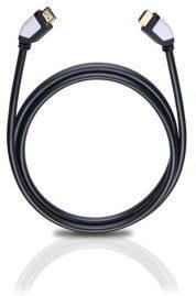 Afbeelding van Oehlbach hdmi kabel Shape Magic High Speed haakse HDMI-kabel met ethernet lengte 1,2 meter