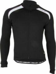 XLC Sport Shirt - Fietsshirt - Heren - Lange Mouw - Maat S - Zwart/Wit