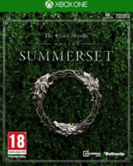 Bethesda Softworks The Elder Scrolls Online: Summerset - Xone