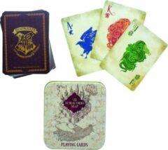 Paladone Speelkaarten Harry Potter: Marauder's Map Playing Cards
