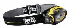 Petzl E78BHB Hoofdlamp PIXA 2 voor EX-zones: 2, 22 LED INERIS10ATEX3015 Standaard > 12 uur · High > 6 h Geel-zwart