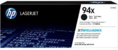 HP 94X CF294X Tonercassette Zwart 2800 bladzijden Origineel Tonercassette