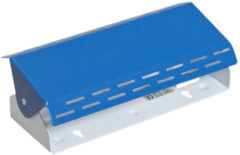 Expo Trading Bedlamp ETH Lano - Metaal - Blauw - Inclusief gratis LED lamp