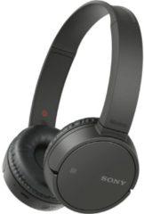 Sony WH-CH500 Bluetooth headphones, black